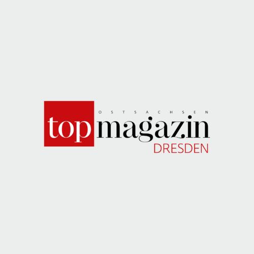 Referenzkunde Top Magazin Logo