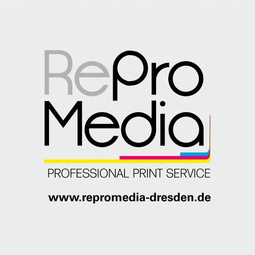 ReproMedia GmbH Logo