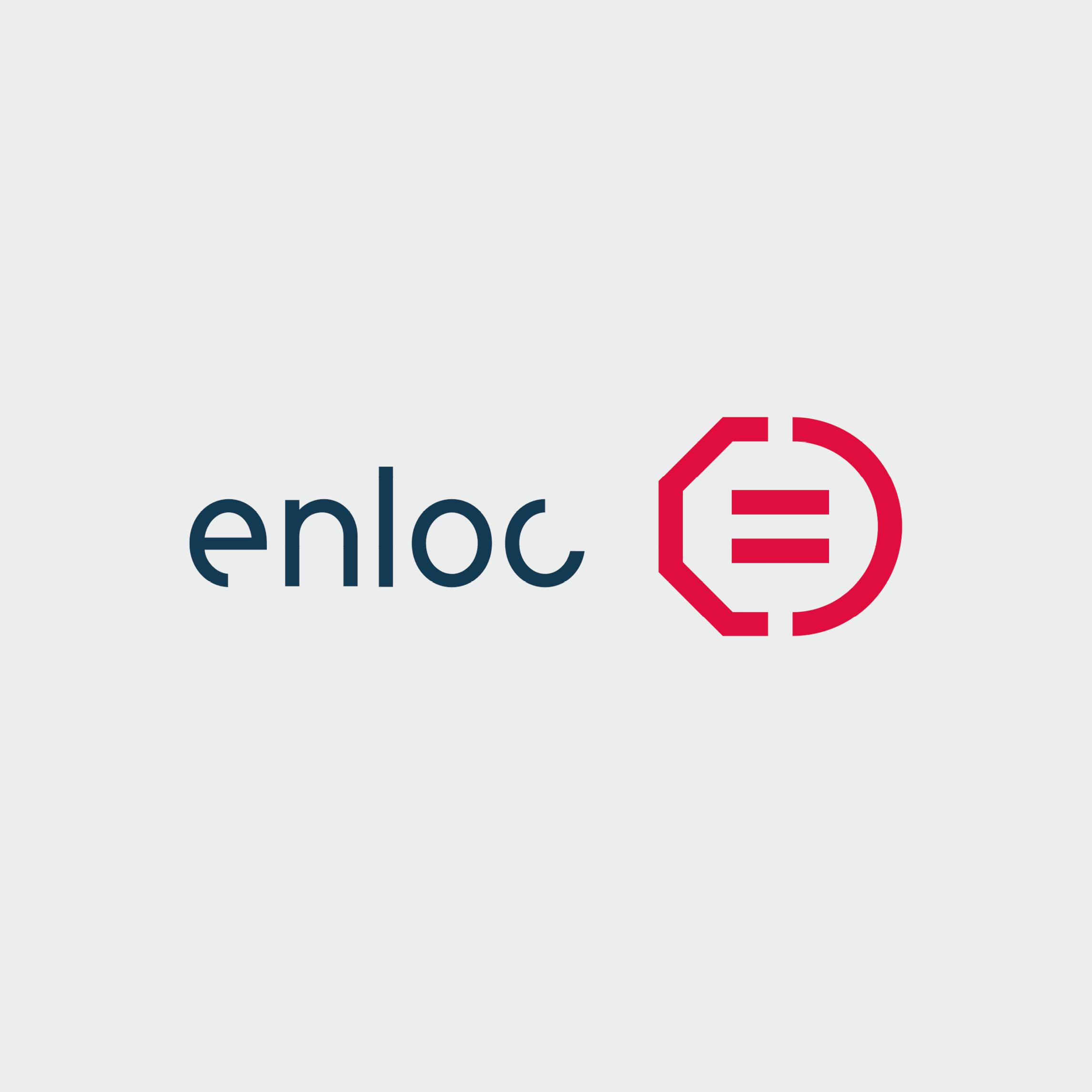 Referenzkunde Enloc Logo