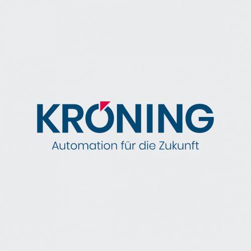 Referenzkunde Kröning Automation Logo