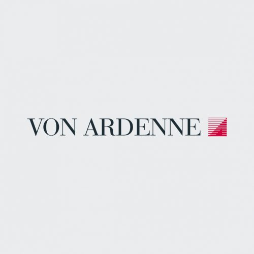 Referenzkunde Von Ardenne Logo