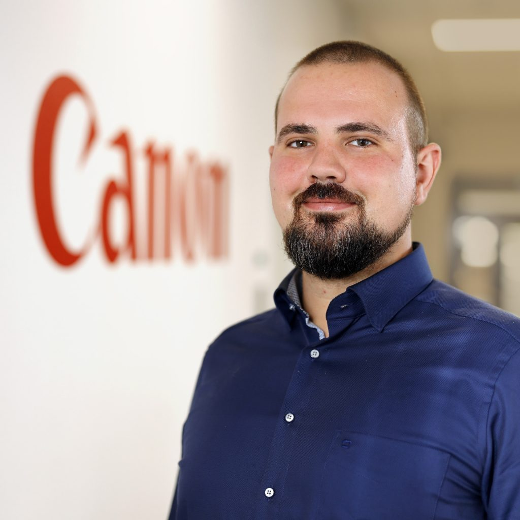 Dustin Hassler | Account Manager | Canon Business Center Dresden GmbH