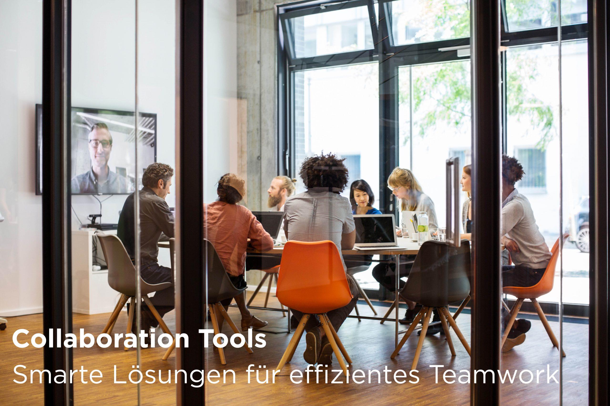 Collaboration Tools - Wir bieten smarte Lösungen für ein effizientes Teamwork. Egal ob im Office oder HomeOffice.