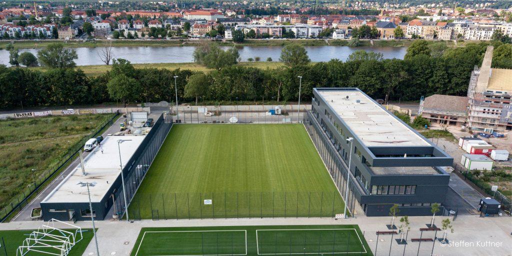 Dynamo Trainingszentrum © Steffen Kuttner