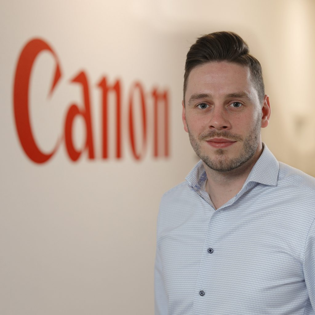 Marcel Weyh | Account Manager | Canon Business Center Dresden GmbH